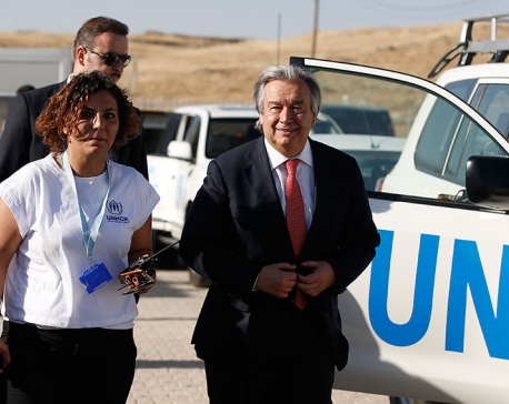 Portugal's ex-PM Antonio Guterres to be next UN secretary general