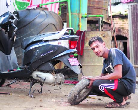 Servicing Bikesto Fix Life