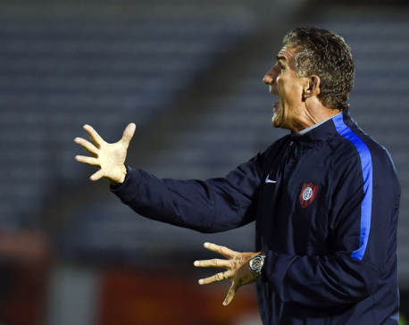 Bauza is new coach for Argentina's national football team