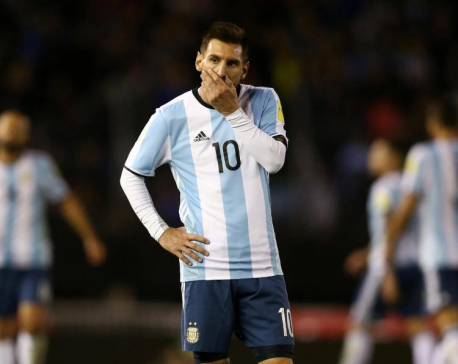 Peru stalemate leaves Argentine teetering on the brink