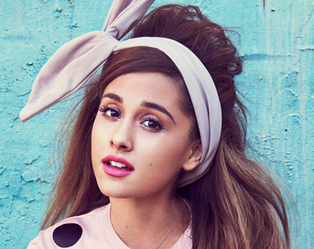 Ariana Grande splits from Ricky Alvarez