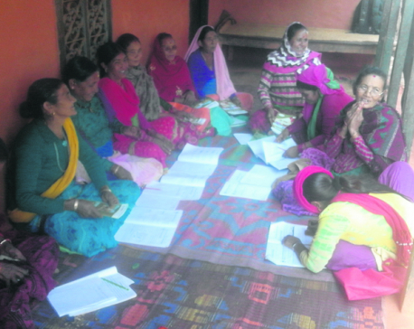 Literacy classes making women's life easier