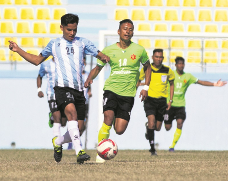 Two in a row for MMC, Three Star claims first win