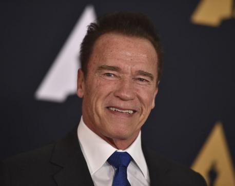 Arnold Schwarzenegger opens up about affair, Trump feud