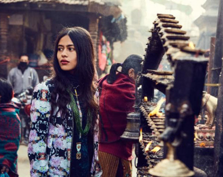 Lufthansa features Nepali model in promotional short film