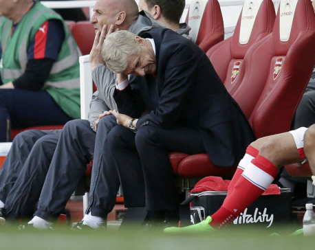 Arsenal, Wenger fail to make Champions League after 20 years