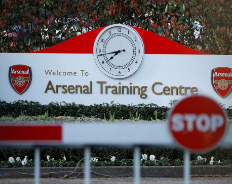 Arsenal to re-open training ground to players