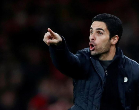 Arsenal's Arteta 'not expecting big things' in transfer window