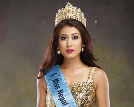 Miss Nepal Asmita to walk the ramp in Pokhara