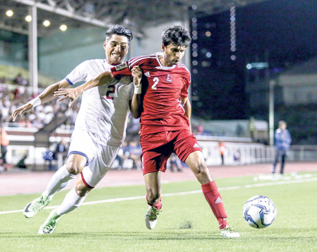 Rabin Shrestha, the missing piece of national team jigsaw