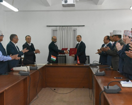 India to fund Rs 107.01 million for construction of three new school buildings in Nepal