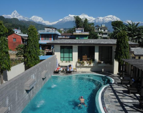 Top 10 hotels in Nepal