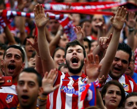 Atletico slams CAS as transfer ban stays