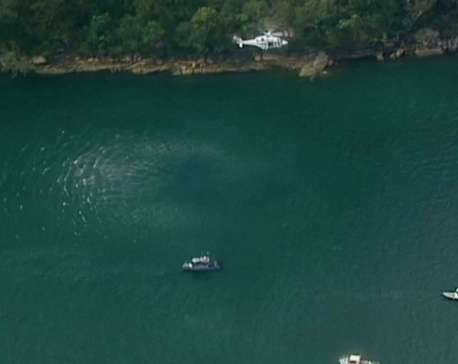 Seaplane crashes into Sydney river, killing all 6 on board