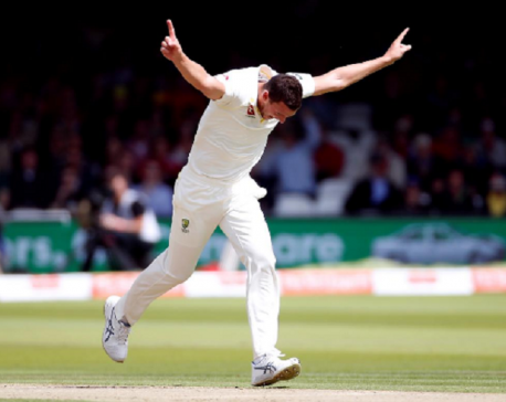 Ruthless Australia take control at Lord's
