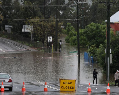 Australia to rescue thousands as Sydney faces worst floods in 60 years