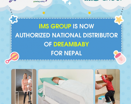 IMS Group acquires national distributorship for Dreambaby in Nepal