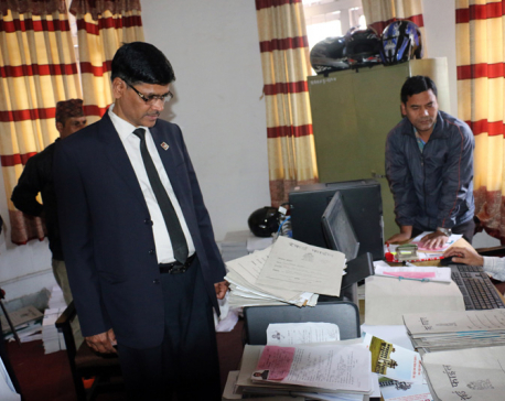 CEC Yadav observers Election Offices