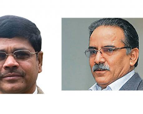 CEC Yadav apprises PM Dahal of poll preparations