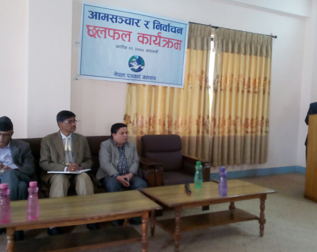 People's larger participation in elections is a concern of EC: CEC Yadav