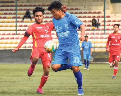 Tushal thrashes Jhamsikhel 5-0