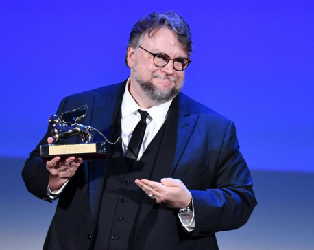 'The Shape of Water' leads race for British Academy Awards