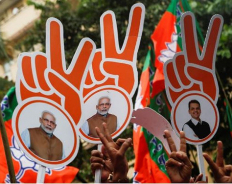 BJP suffers setback as Maharashtra slips out of its control