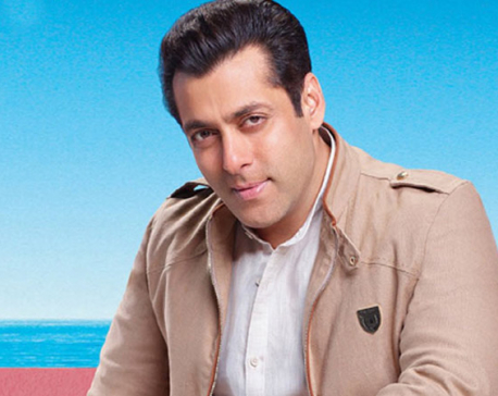 Wishes pour in for Salman Khan on his 54th birthday