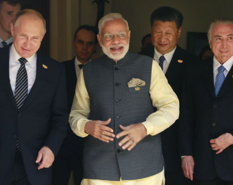 BRICS stays intact despite potential candidates