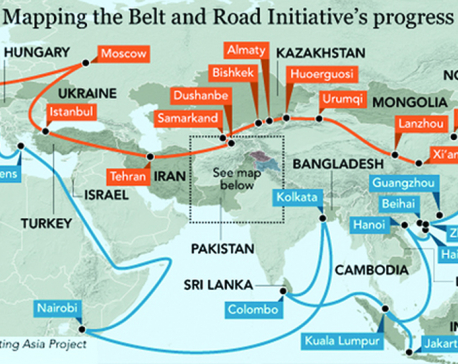 Nepal and China should use BRI to spread prosperity and happiness