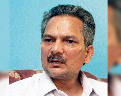 I am ashamed and sad that I have to go abroad for treatment: Ex-PM Bhattarai