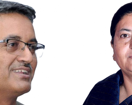 Prez Bhandari appoints Attorney General Badal