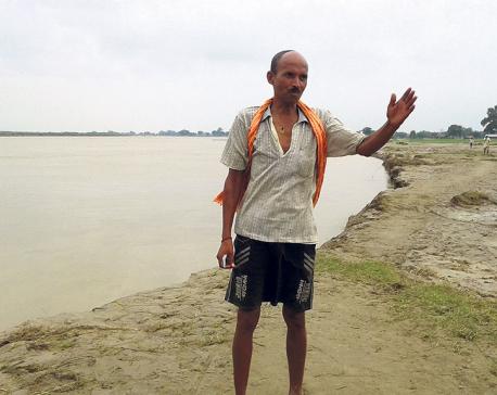 Plight of Rapti flood victims still not addressed