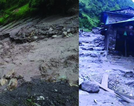 Baglung Floods: 14 dead bodies recovered, 38 still missing