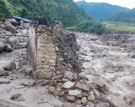 Baglung Flood: Death toll climbs to 12; 41 still missing