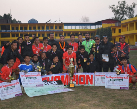 Jawalakhel lifts Bagmati Gold Cup