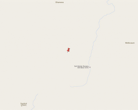 Earthquake rocks Bajhang twice this morning