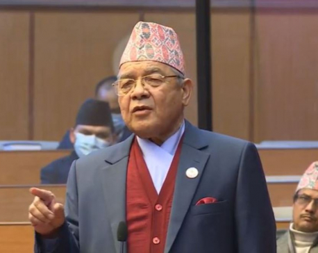 NCP's Vice President Gautam urges PM Oli to step down from post without any further delay
