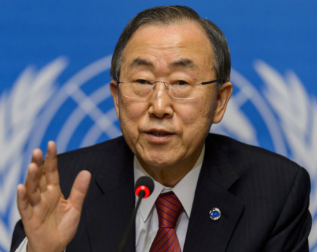 Ban Ki-Moon appreciates Security Council resolution on Israeli settlements