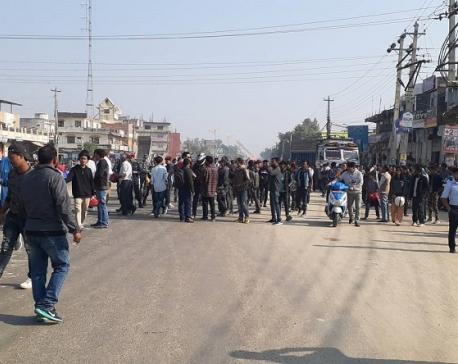 People hit hard by Tarun Dal general strike