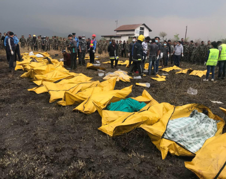 49 confirmed dead in US-Bangla aircraft crash