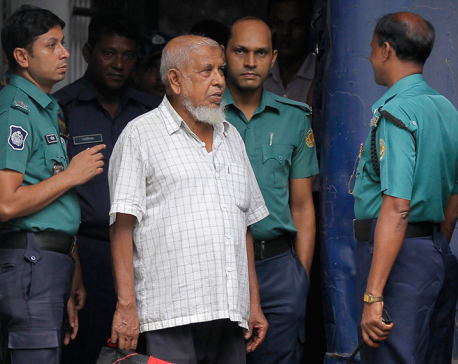 Bangladesh sentences ex-MP to death for war crimes in 1971