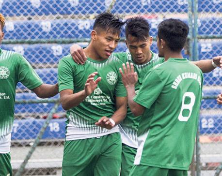 Bansbari, Shree Kumari win in B-Division League