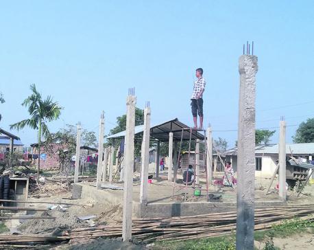 Itahari flood victims demand embankments