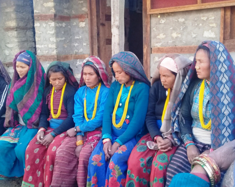 Jumla women deprived of birthing facilities