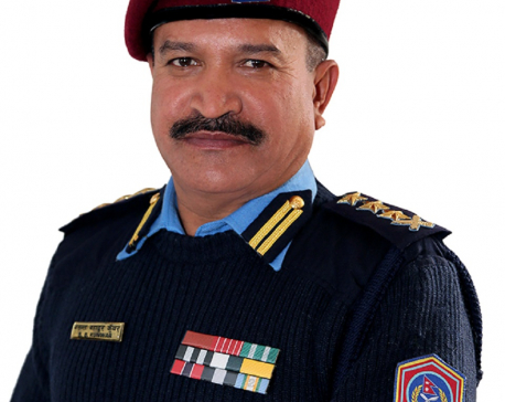 SSP Kunwar appointed new spokesperson of Nepal Police