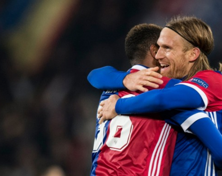 Man Utd progress on hold after Basel celebrate 1-0 win