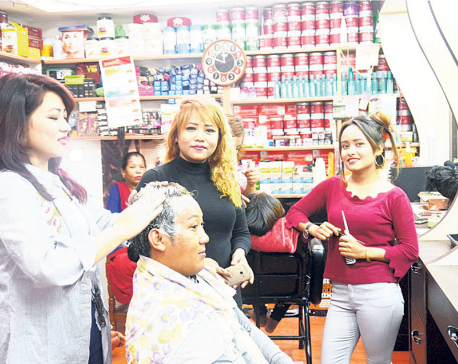 Beauty Parlors Empowering Women in East