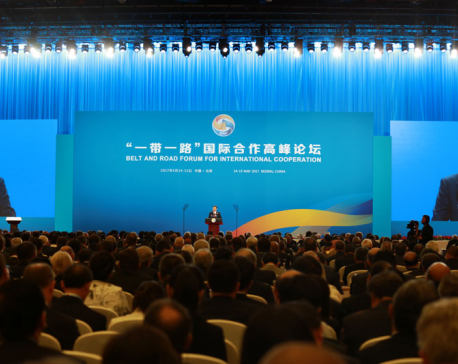 China announces to provide $ 8.7 billion to developing countries