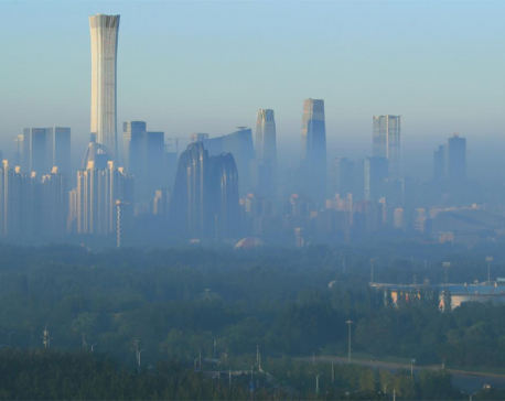 Beijing set to exit list of world's top 200 most-polluted cities: data